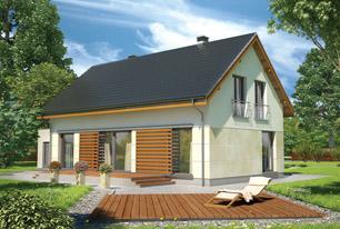 Projekty domów z możliwością bliźniaczenia