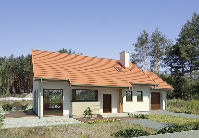 dom modelowy M141
