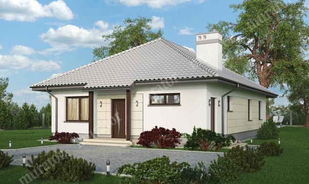 projekt domu C303 Własny dom  projekty muratordom pl
